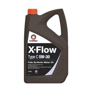 Engine Oil - Correct Grade 5w30 C2/C3 - Comma