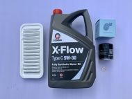 Air & Oil Change Kit 1.0 05-14