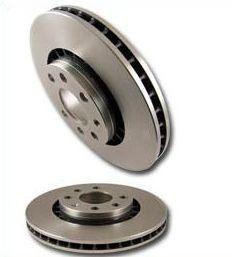 Brake Disc Pair - 2014 On