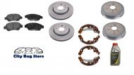 Brake Repair Kit - FULL KIT - Blueprint