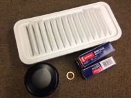 * Simple Engine Service Kit - NO OIL - High Grade