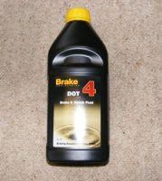Brake Fluid DOT 4 1 Litre