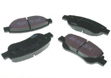 Brake Pad Set - Front - Bosch