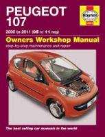 Haynes Manual Peugeot 107