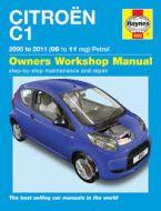 Haynes Manual Citroen C1