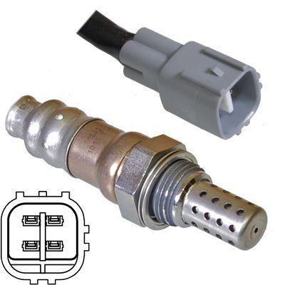 Lambda Oxygen Sensor - Post Cat - 14+