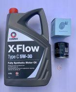 Oil Change Kit - 1.0 2005-2014