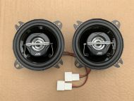* Dash Speaker Upgrade Kit - Front - High Grade JVC