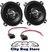 * Dash Speaker Upgrade Kit - Front - High Grade JVC